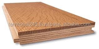 Engineered Wood Flooring-IROKO