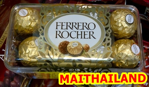 Ferrero Rocher Chocolate Wholesale Price 16 Pieces/box (T16)