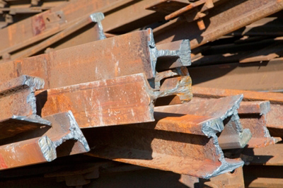 HMS 1, HMS 2 Scrap and Used Rails Scrap Available for Sale