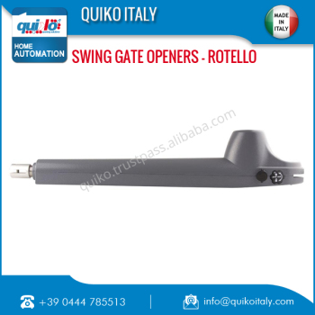 Italian Swing Gate Opener Made in Italy