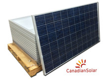 Canadian Solar Panel Wholesaler at Factory Price