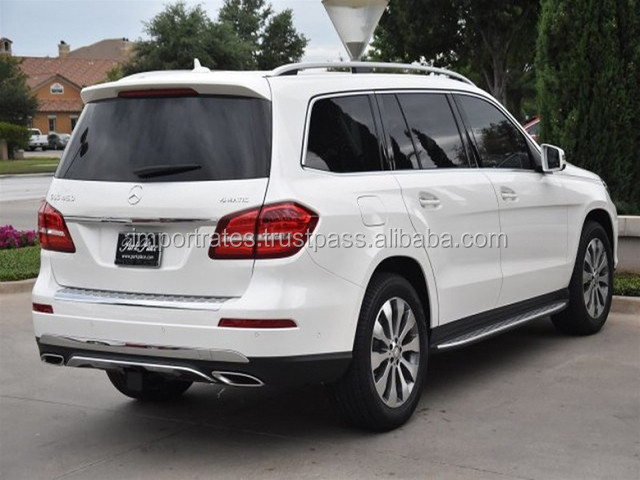 Export/Import Ready 2017 Mercedes Benz GLS450 AWD SUV