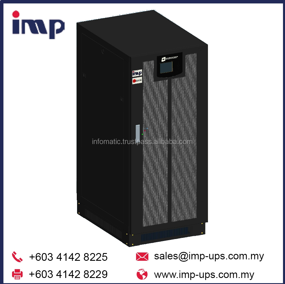 Empower Modular Uninterruptible Power Supply (UPS) Data Server System Cabinet