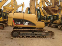 used cat 312 excavator good price for sale in china