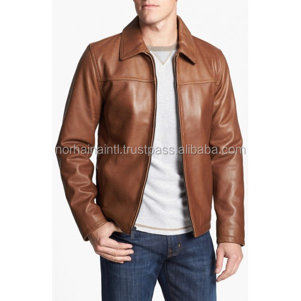 brand name fashion leather jackets