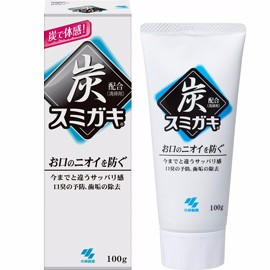 Japanese toothpaste charcoal sumi toothpaste made in Japan for wholesalers