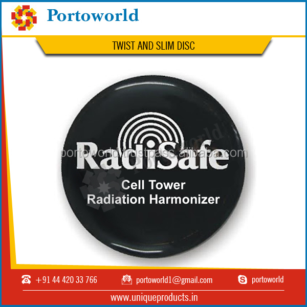 Unique Material Made Radi Safe-Radiation Shield Protects from Mobile Radiation