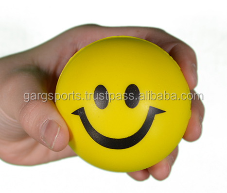 KIDS SMILEY BALLS