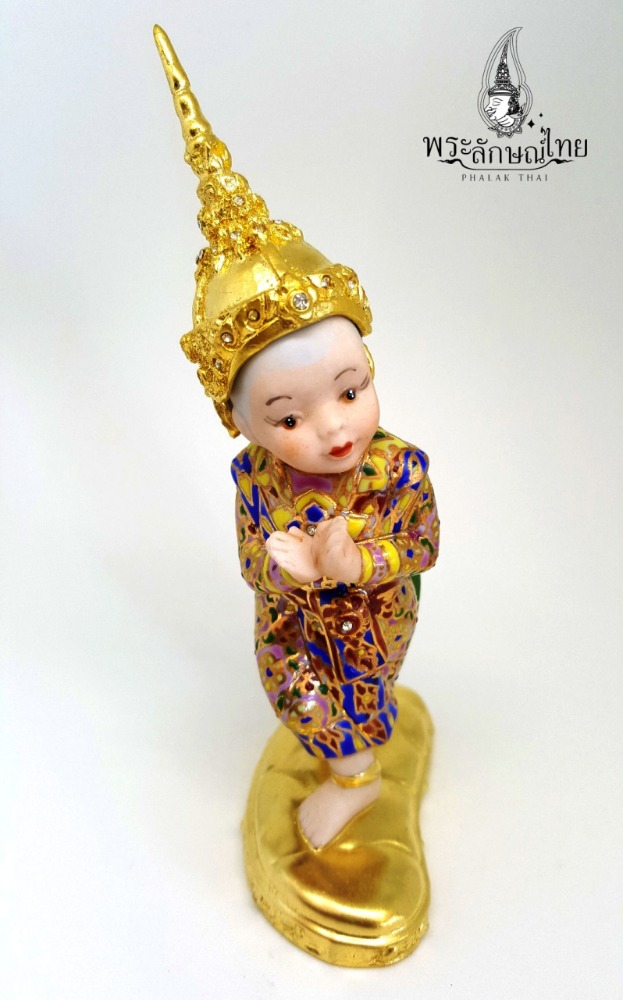 Sida Ceramic Thai Doll Craft Thai souvenir Hanmade Product