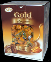 SANA GOLD GIFT CHOCOLATE CARAMEL 2000gr