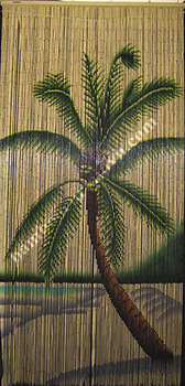 Vertical and super easy installation bamboo wall art oceanpalm