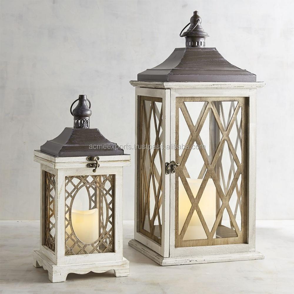 List manufacturers of hanging lantern buy hanging lantern for Wooden garden lanterns