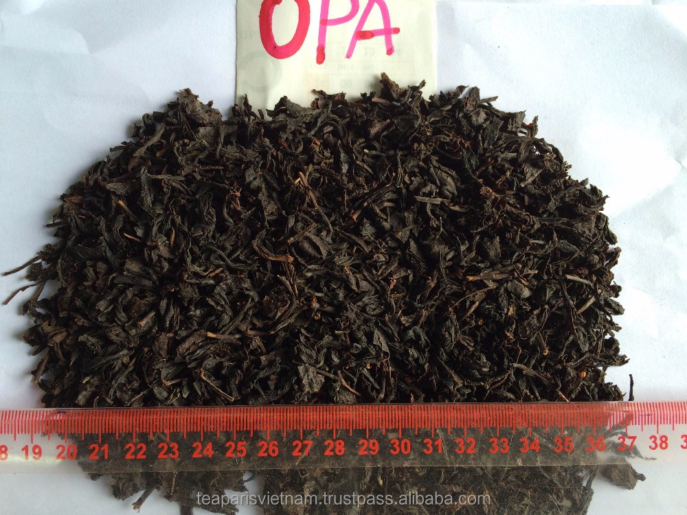 Iranian OPA Black Tea from Vietnam High Mountain tea and Good Price