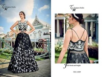 T&M Sahiba Noor Evening Gown Fancy Party Wear Women