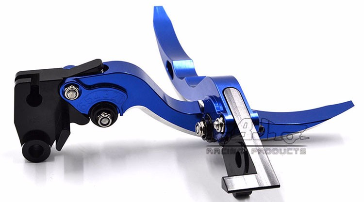 BJ-LS-015 CNC Motorcycle 3D SV650S Long Blade lever Clutch Brake Lever for Suzuki GSX650F 2008-2015