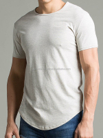 Slim Fit Machine Wash 100% Cotton Tops Male t-shirt muscle tees