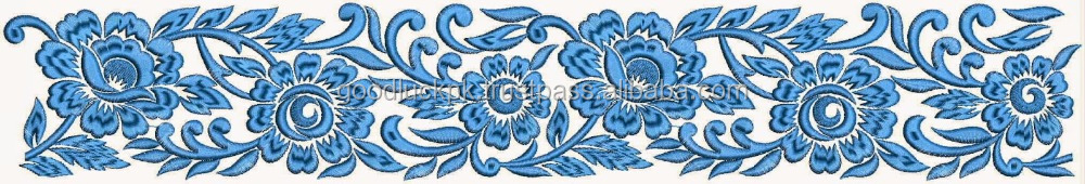 lace - laces - Beautiful top quality embroidery designs flower fancy lace des...