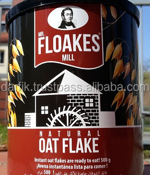 Mr.Floakes oat flakes