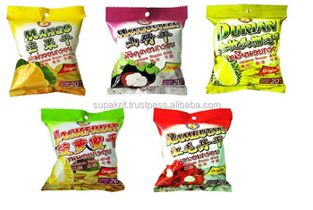 Freeze dried Fruits 20 g fruit snack [ DRIED FRUIT SNACK FROM THAILAND ]