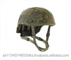 fabric helmet cover