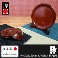 Modern And Reliable Wooden Tableware URUSHI
