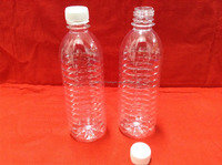 PET Mineral Water Bottle 500ML with White Screw Cap