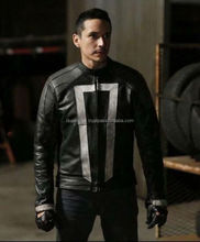 New Ghost Rider Agents Of Shield Leather Jacket