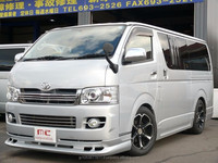Good looking and Reasonable japanese used toyota hiace van with Good Condition HIACE super GL 2004