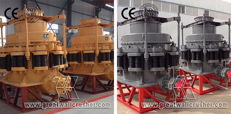 Factory price high capacity hydraulic cone crusher for sale