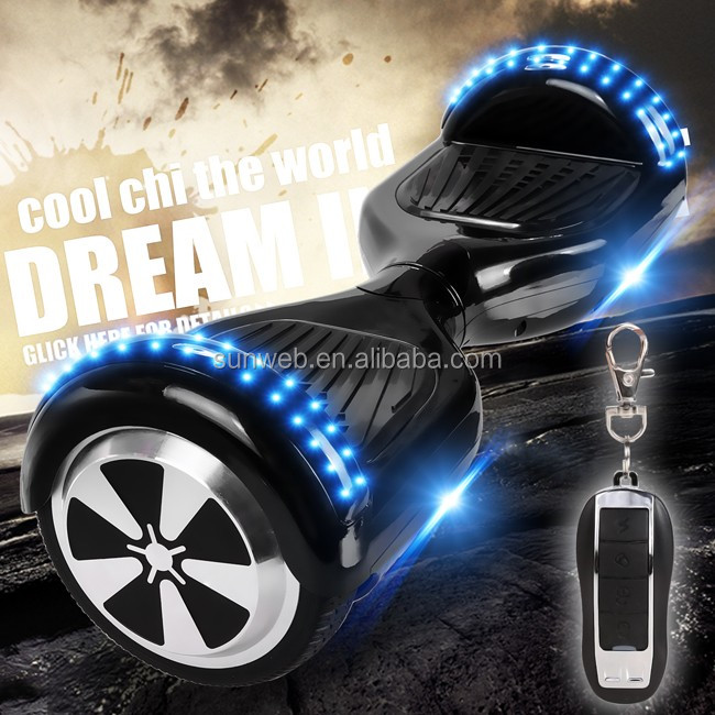 Bluetooth new 6.5 Inch balance electric 2 wheel scooter with LG battery US plug Plum round Ancheer AM002553