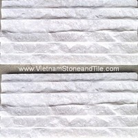 From Vietnam Cultured Stone - Wall Claddings-Chisselled & Combed marble