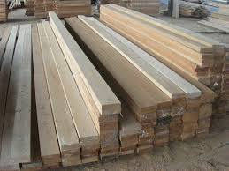 High quality and best price sawn timber in Vietnam
