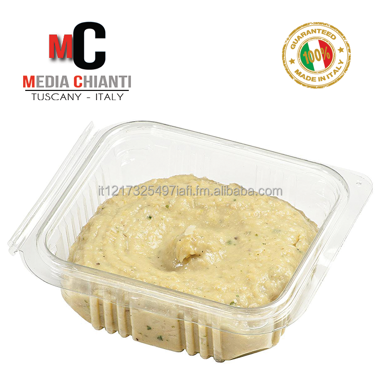 Premium Italian ready made ARTICHOKES PATE 100% made in Italy