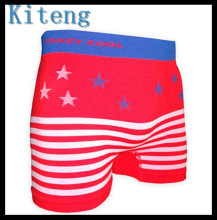 Popular Mens Seamless Underwear Boxer New Design 2016