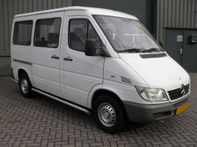 110 units: MB Sprinter 208 CDI minibuses Europe