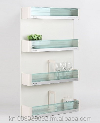 door shelf and wall shelf for kitchen and home area