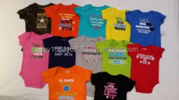 Baby Romper with assorted colours and prints