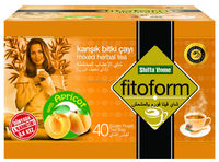 Best Easy Slim Tea Fat Burning Fito Form Herbal Slimming Tea Apricot Flavor 40 tea bag