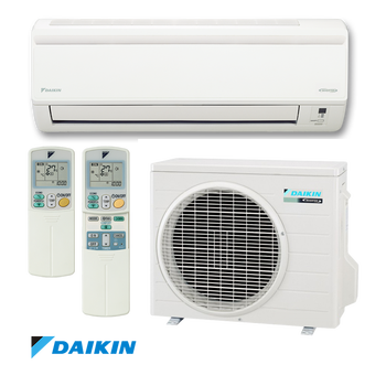 Inverter Air conditioner DAIKIN Comfort FTX35J3 / RX35K with A++/A+ energy class of cooling / heating