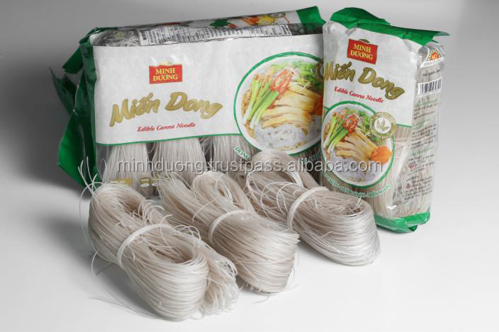 Good quality Vietnam Edible canna noodle