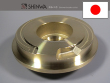 High quality cost-effective 3D brass turning parts made in Japan