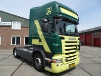 SCANIA R420 TOPLINE 4x2 Euro 5 with Retarder