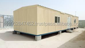 Weal Decorated Portacabin For Construction Side In Oman Saudi UAE