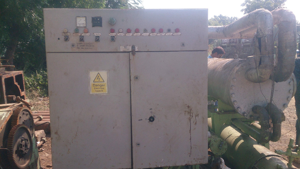 Used Mycom Refrigeration Compressor