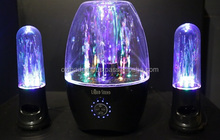 2.1CH LED DANCING WATER HOME THEATRE SPEAKER SYSTEM WITH SUBWOOFER