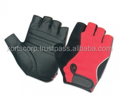 Half Finger Cycle Glove | Half Finger Light Pad Glove For Cycling Glove | Women and Men