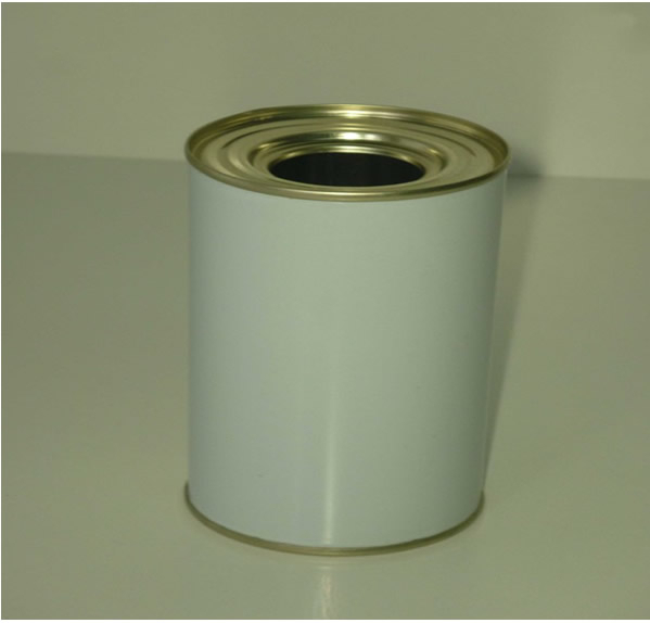125ml round tin can diam 65 for olive oil