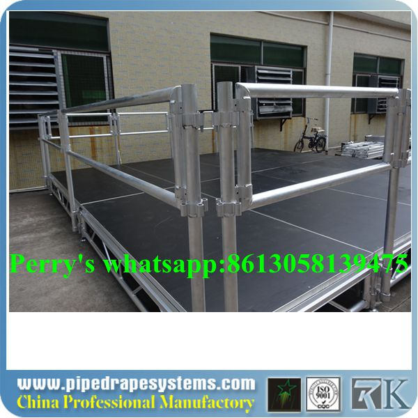 Top selling ladder scaffolding system with industrial finish material on sale