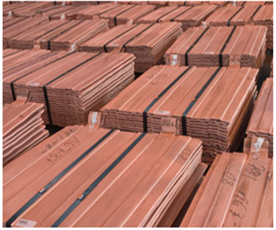 Cu 99.99% Electrolytic Copper Cathodes