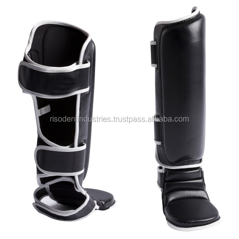 Shin in Step Low Price Kick Boxing Training Shin Pads